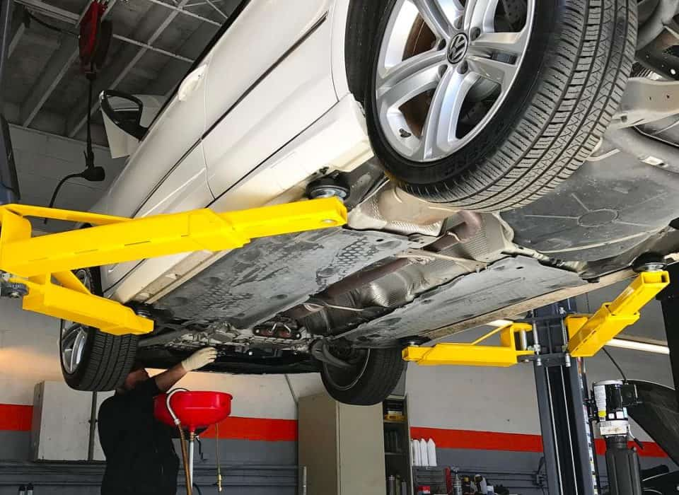 Volkswagen service at Metric Autosport