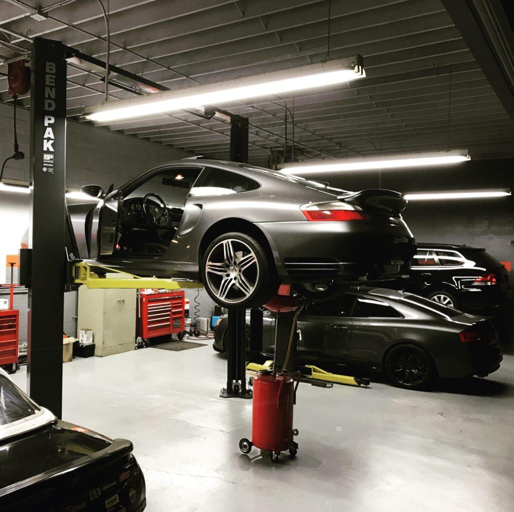 Metric Autosport | Audi VW and Porsche Service and Repair