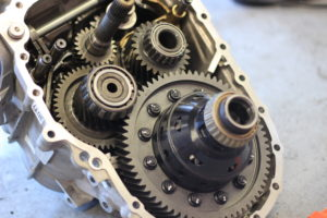 Limited-slip differential upgrade MK7 GTI