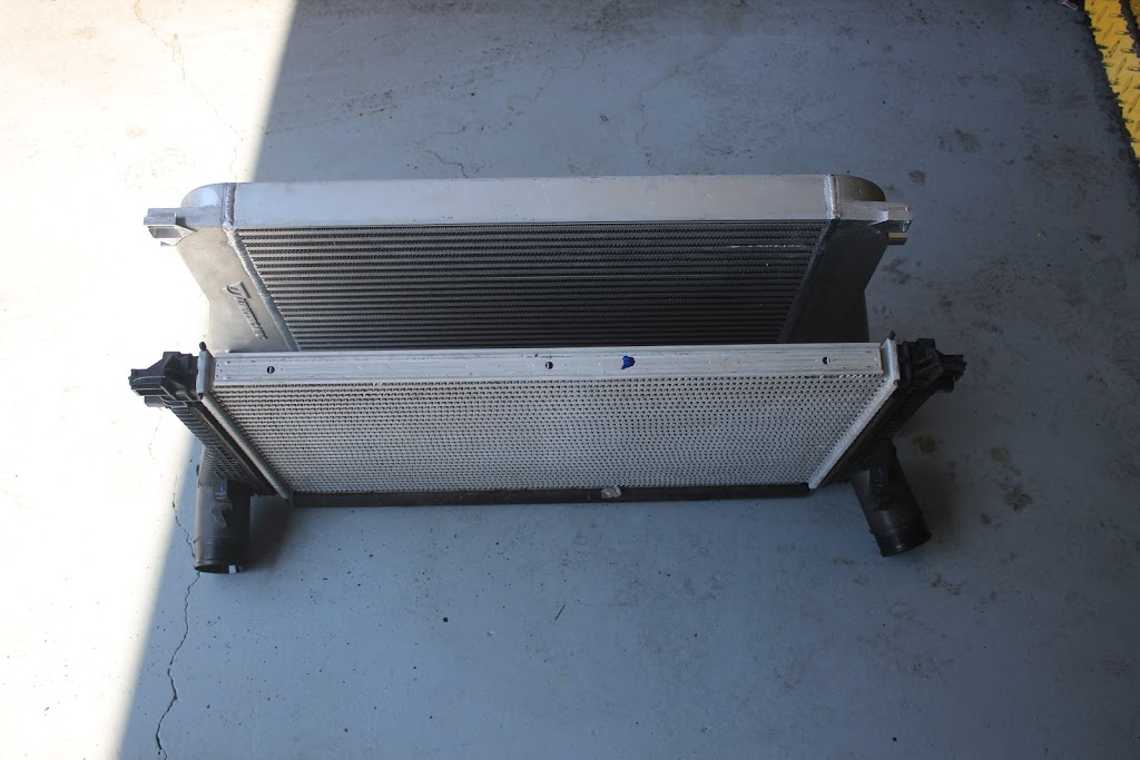 Unitronic MQB Intercooler